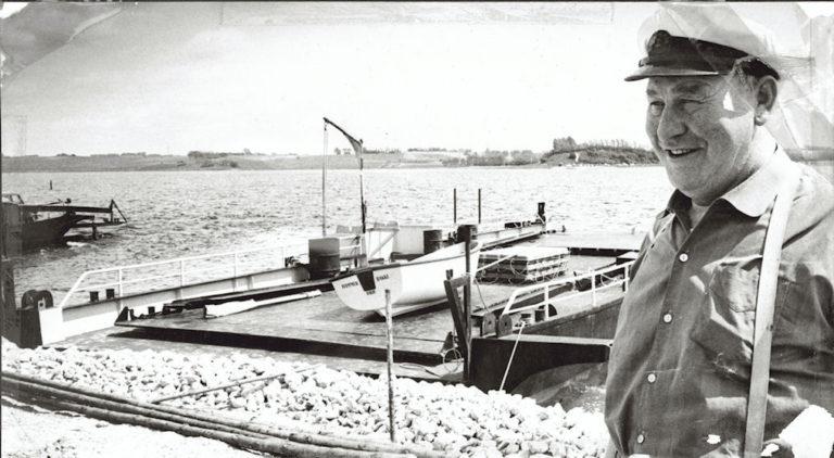 ØstreFærge og Peter Jensen